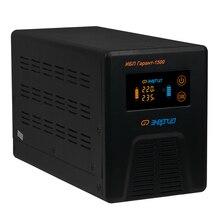 Устройство бесперебойного питания Энергия Гарант-1500 (Экономичный холостой ход, цветной LED дисплей)