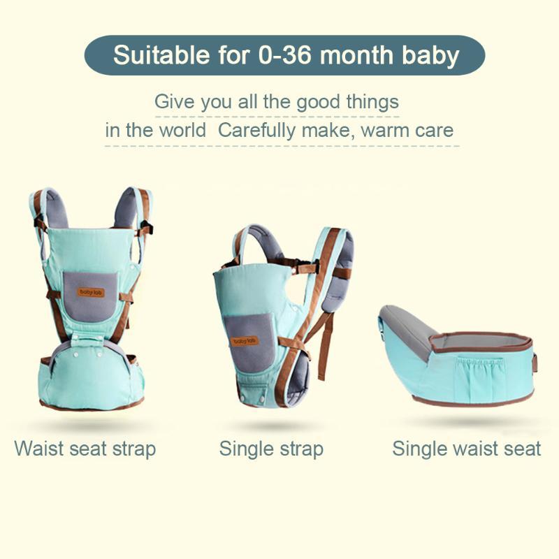 breathable ergonomic baby carrier front facing kangaroo bag for newborns