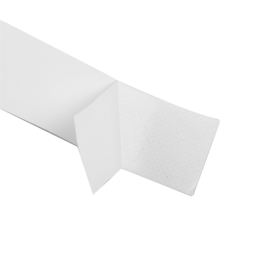 US $2 68 5% OFF 1/12 PCS Practical Clothes Velcro tape Disposable Collar  Protector Sweat Pads Self Adhesive Neck Liner Pads Wholesale s077-in  Adhesive