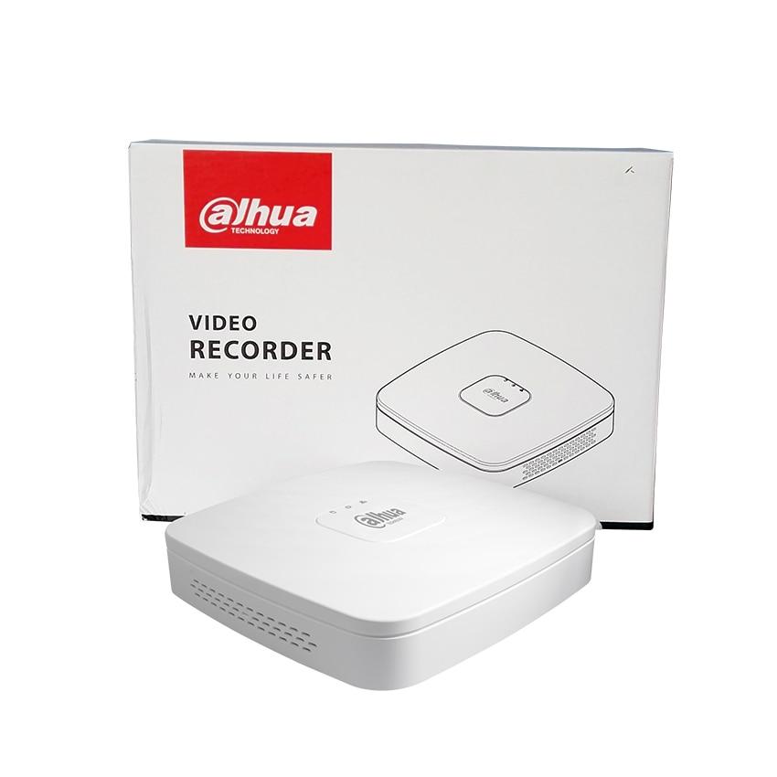ソ大華 NVR NVR4108 8P 4kS2 8CH NVR 8MP スマート 1U 8PoE 4K & H.265 Lite ネットワークビデオレコーダーフル HD 1080P レコーダー 1SATA  グループ上の セキュリティ & プロテクション からの 監視ビデオレコーダー の中 3