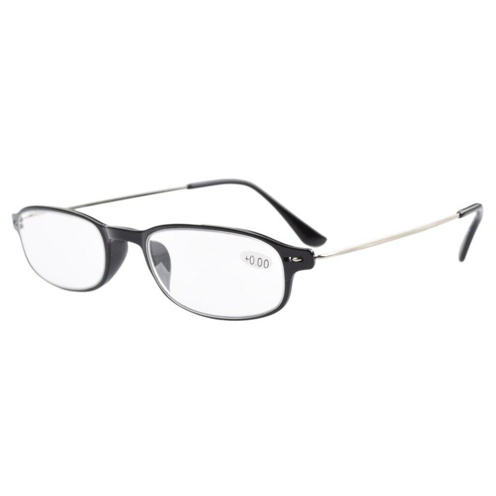 R072 Eyekepper TR 90 Memory Flex Frame Reading Glasses Readers Half ...