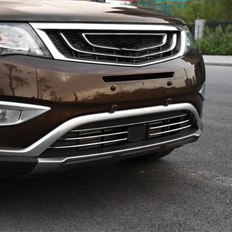 Geely Atlas, Boyue, NL3, Emgrand X7 EmgrarandX7 EX7 SUV, barre lumineuse de gril moyen de voiture - 3
