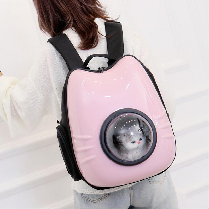 Cat carrying Backpack Pet Dog Transport Carrier Bag For Kitty Puppy Chihuahua Small Dog Bag Crate
