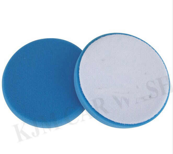 "K518 2pcs/lot Free shipping 6"" high quanlity AMERICAN foam pad car Buffing Pad  & car finishing pad  for Car Polishing"