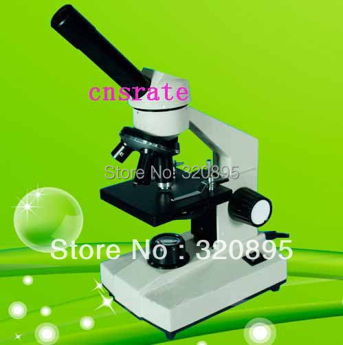 Laboratory ,educational ,student biological microscope with Incandescent Lamp TXS03-02E 40x 400x biological microscope with incandescent lamp for laboratory education