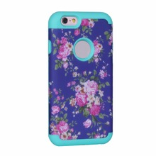 For Apple iPhone 6 6Plus Case Hybrid Shock Absorption Back Phone Cover for iPhone 7 7Plus