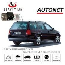 Jiayitian камера заднего вида для Volkswagen VW Гольф 4 Гольф 4/Гольф 5 Гольф 5 CCD Ночное видение резервного копирования Камера заднего вида Камера
