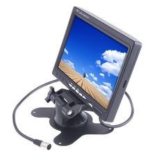 7″ Color TFT LCD Car Rearview Monitor for DVD Camera VCR
