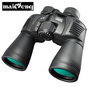 Image 1 - Binoculares militares de Alemania HD, telescopio profesional de gran angular, visión nocturna Lll para caza con soporte para cámara de teléfono inteligente gratuito