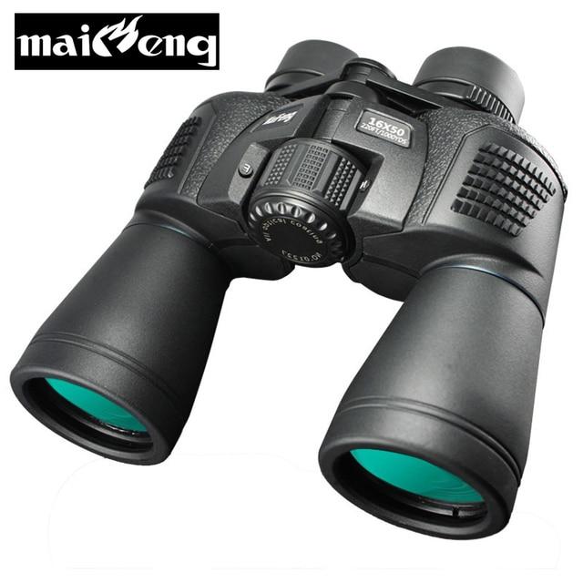 Binoculares militares de Alemania HD, telescopio profesional de gran angular, visión nocturna Lll para caza con soporte para cámara de teléfono inteligente gratuito