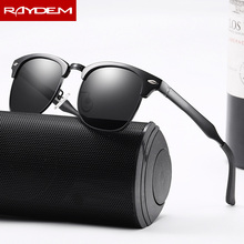 2017 Adult Polaroid Rushed New Arrival Men's Polarized Sunglasses Magnesium Frame Car Driving Sun Glasses Uv400 Style Eyewear