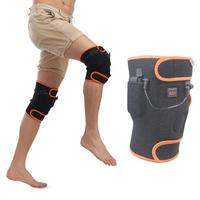 Hot Outdoor Dual Use Thermostat Usb Electric Heating Warm Knee Pads Heating Charging 5 Files Controllable