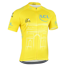 2016 New Summer Ropa Ciclismo Pro Team Cycling Jersey Bike Bicycle Short Sleeve Clothing Tops Shirts Sport Wear Outdoor
