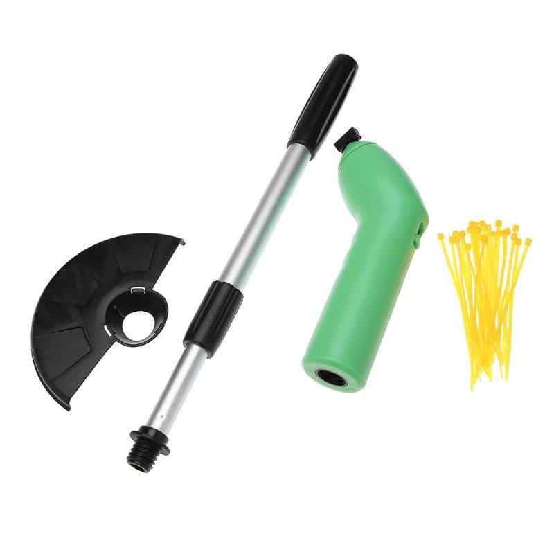 Cortador de césped de jardín portátil Universal, cortador de césped y jardín inalámbrico, cortador de la mala hierba, Kits de tirantes, Kit de herramientas de corte de césped para jardín