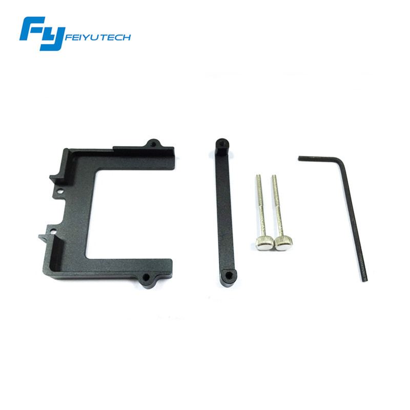 Original Feiyu Tech WG Gimbal Replace Board Adapter Mount Bracket For AEE XiaoMi Yi SJ Camera Stabilizer Accessories Accs