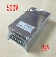24V 500W LED Transformer Input 110 240V AC To 24V Switching LED Power Supply For Led