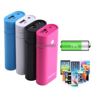 1 PC Portable 2x18650 Battery