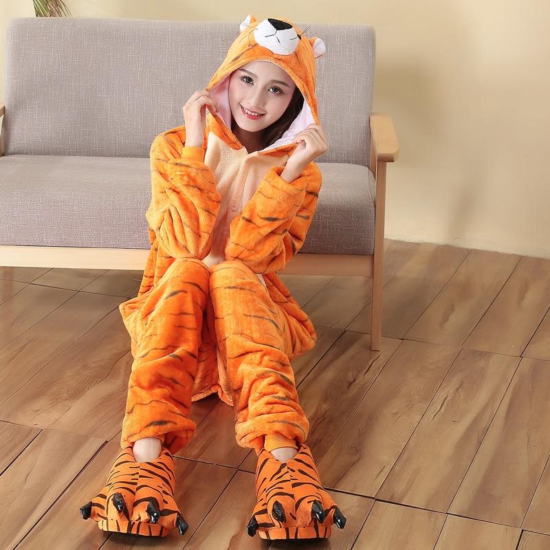 tiger adult bodysuit women kigurumi