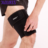 Aolikes Leg Compression Groin Support Brace Wrap Bandage Thigh Protector
