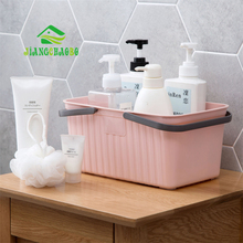Jiangchaobo Portable Bath Basket Bathroom Plastic Storage China