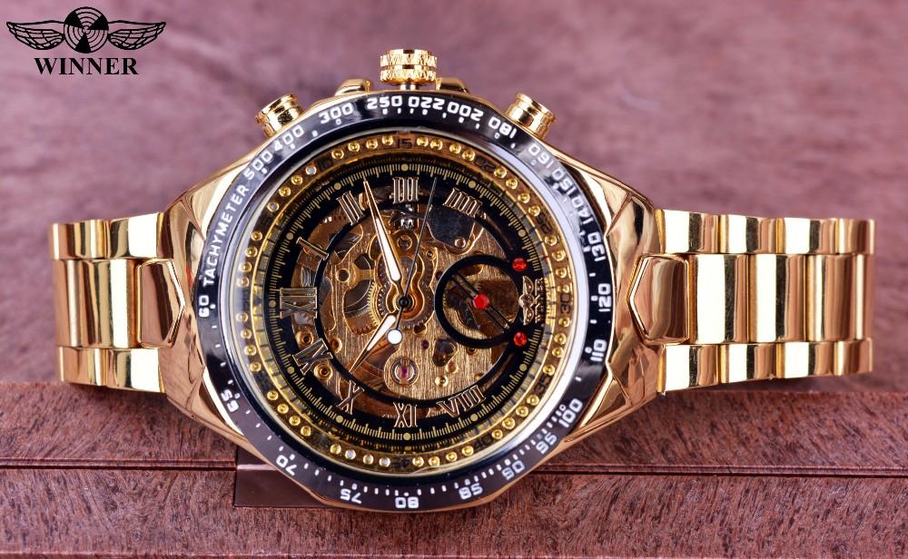 T-winner Механические наручные часы фото