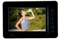 7 Дюймов Новейший беспроводной дверной звонок Дверной Звонок Беспроводной Видео Телефон Двери Дверной Звонок умный продукт sip дверь, видеод