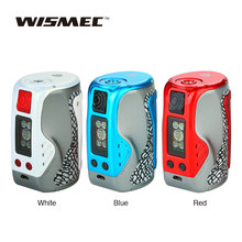New Original WISMEC Reuleaux Tinker 300W TC MOD with 0.96-inch TFT Full Color Display & RTC Function Vs Reuleaux RX200S / Gen3