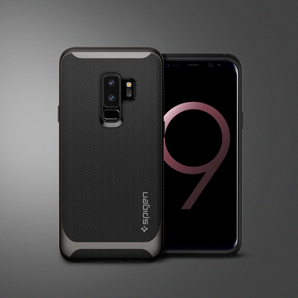 free shipping b8384 67149 US $24.99 |100% Original Spigen Neo Hybrid Case for Samsung Galaxy S9 Plus  / S9+-in Fitted Cases from Cellphones & Telecommunications on ...