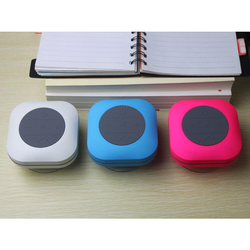 Kebidu Hoge Geluid Waterdichte Bluetooth Speaker Mini Badkamer ...