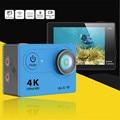 Полный Комплект H9 4 К Ultra HD Спорта Действия WI-FI Водонепроницаемая Камера DV DVR шлем велосипеда камера deportiva filmadora PK H8 Pro