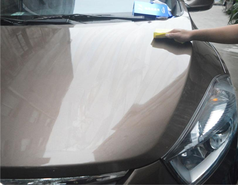 9+9 Hardness Car Liquid Ceramic Coat Super Hydrophobic Glass Coating Car Polish Oct 19