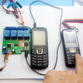 4 Канала Аудио Декодер Модуль Реле DTMF DC 12 В Jog самоблокирующимся Для Умный Дом Переключатель