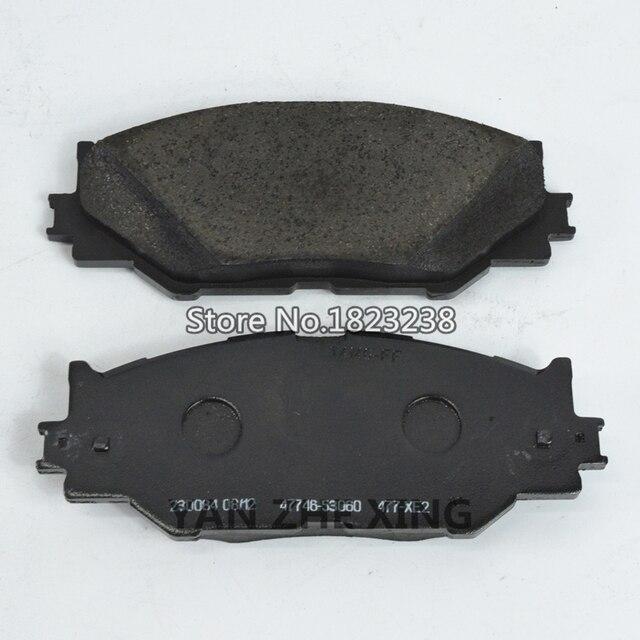 Lexus Brake Pads: Front Brake Pads OEM:04465 53020 For LEXUS IS250/300 GSE22
