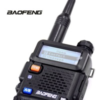 Baofeng DM 5R Dual Band DMR Digital Analog Radio Walkie Talkie VHF UHF Ham Transceiver With