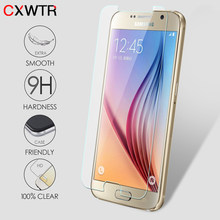 9H Premium Tempered Glass For Samsung Galaxy S7 S6 S5 S4 S3 Screen Protector For Samsung Note 5 4 3 2 Protective Glass(China)