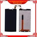 Мобильный Телефон ЖК-Дисплей Для Highscreen boost, 2 se FPC9108G-V0-K Сенсорный Экран Digitizer Ассамблеи с Инструментами