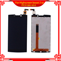 Mobile Phone LCD Display For Highscreen boost 2 se FPC9108G-V0-K Touch Screen Digitizer Assembly with Tools