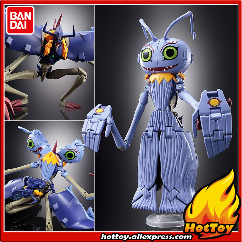Original BANDAI Tamashii Nations Digivolving Spirits 03 Action Figure - Diaboromon from Digimon Adventure: Bokura no War Game! image