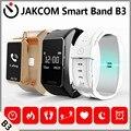 Jakcom B3 Banda Inteligente Nuevo Producto De Pulseras Como Vibración Reloj Relojes de Pulsera de Reloj de Frecuencia Cardíaca Y La Presión Arterial