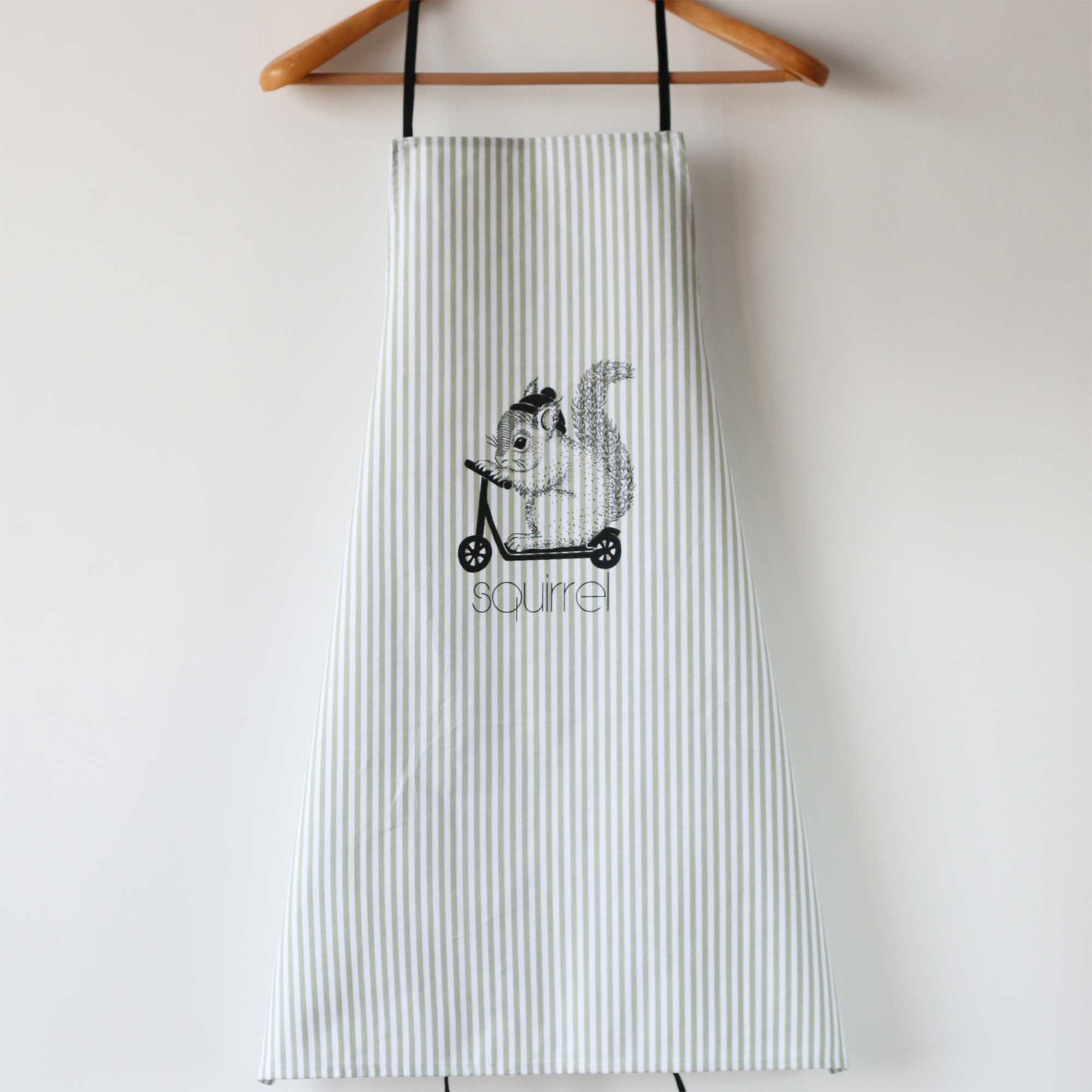 White apron gourmet