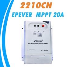 Neueste EPever MPPT 20A 12 V 24 V Solar Ladegerät Controller Original Trockenen Kontakt Design für Max 100 V Hohe Tracking Effizienz