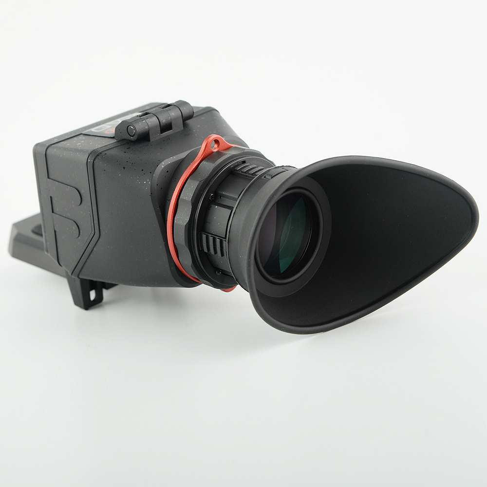 AUTHENTIC KAMARAR QV 1 LCD VIEW FINDER FOR MIRRORLESS CAMERAS CANON T4I PANASONIC GH2 GH3 SONY