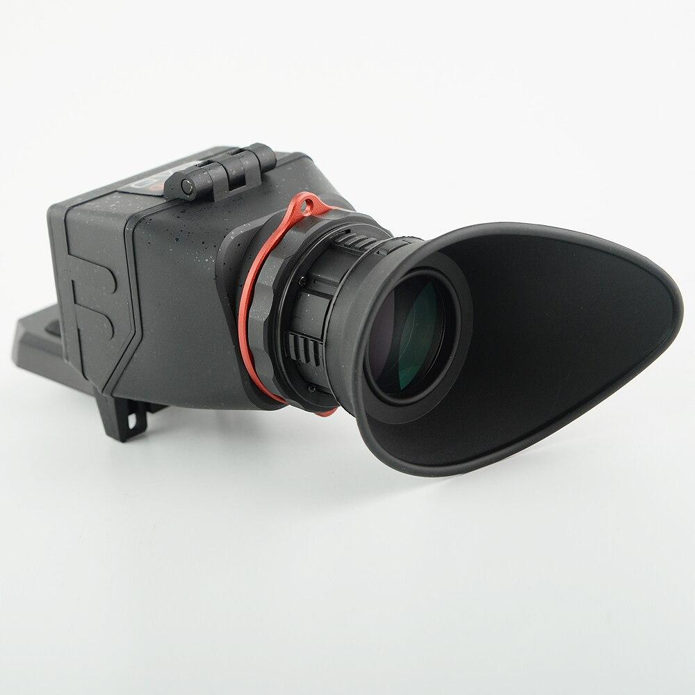 Authentique KAMARAR QV-1 LCD viseur pour appareils photo sans miroir CANON T4I PANASONIC GH2 GH3 SONY A7 A7R