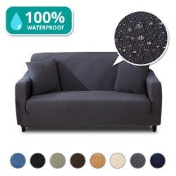Wasserdicht Sofa Hussen Dick Moderne Wohnzimmer Schnitt Couch Abdeckung für Hunde Haustiere Katzen Möbel Protector Stretch Elastische