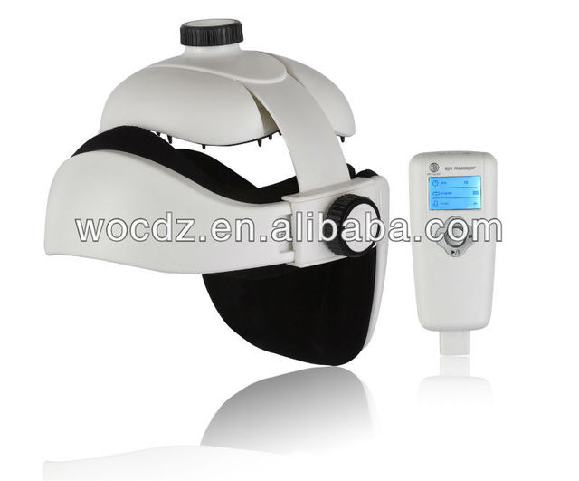 MP3 Music Head Massager, innovations 2013,mp3 player,Relieve Fatigue Electric Head Massager