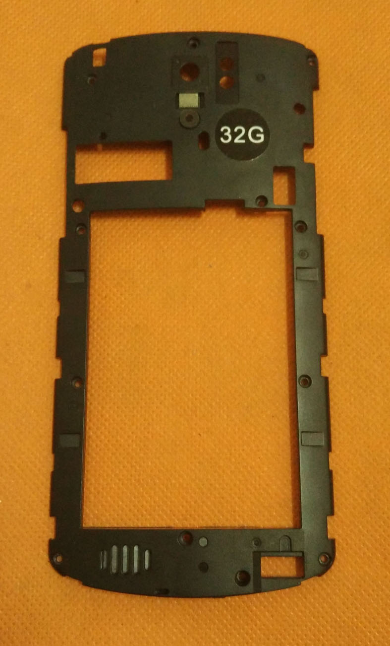 Used Original Back Frame case shell for Prestigio PAP 7500 PAP7500 MTK6589 5.0 FHD 1920x1080 Free shipping