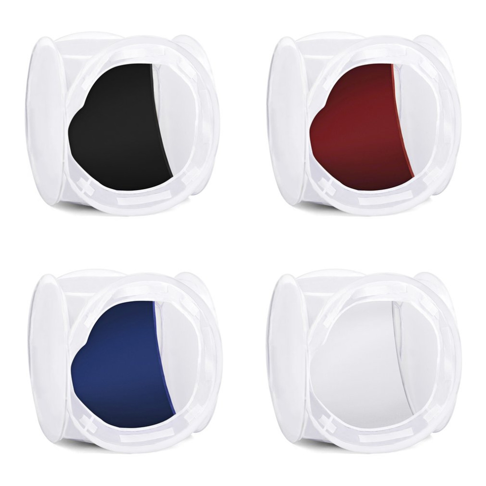 Photo Softbox Photography Professional Light Tent Soft Box 40x40x40cm For Camera Studio Props Conveniently Collapsible