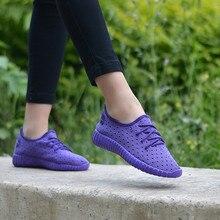 Oeak 2019 Fashion Women Sneakers Shoes Lace up Woman Casual