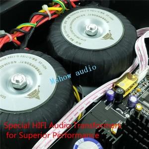 Image 3 - ES9028 ES9028PRO HIFI audio DAC decoder + high quality Toridal Transformers + LCD1602 display +option XMOS XU208 Or Amanero USB