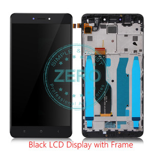 Image 2 - اختبار شاشة LCD + الإطار ل شاومي Redmi نوت 4 النسخة العالمية شاشة تعمل باللمس LCD محول الأرقام Redmi نوت 4 أنف العجل 625 أجزاء